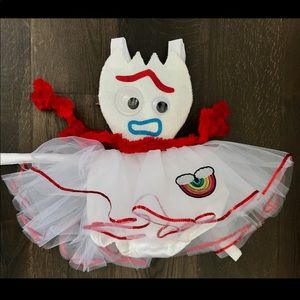 Other - Everafter fairytales forky tutu costume